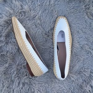 Zara Special Edition Minimalist Flats Loafers